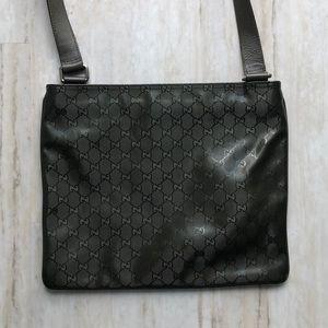 Gucci Imprime Large Messenger Bag